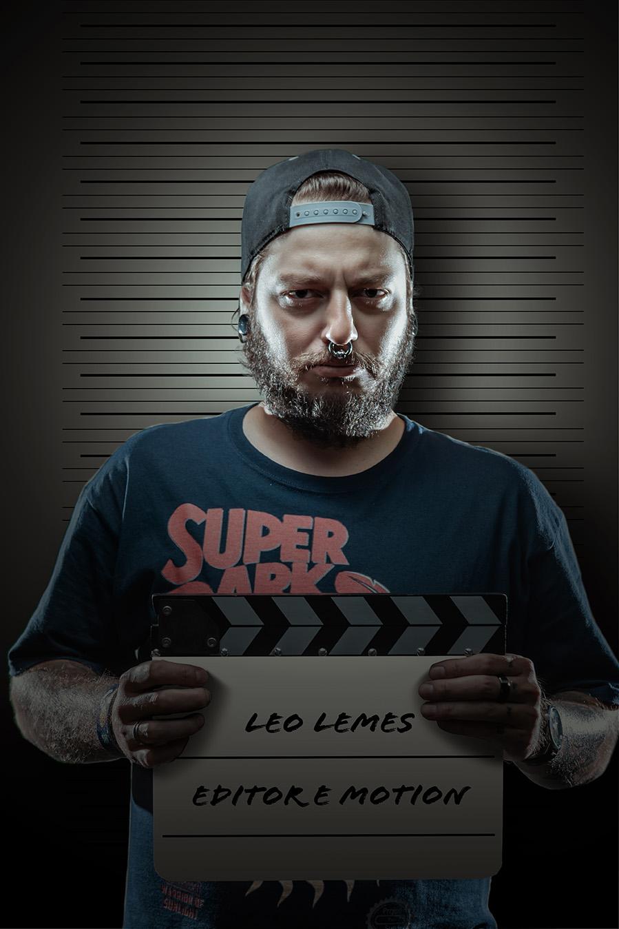 Leo Lemes - Editor e Motion